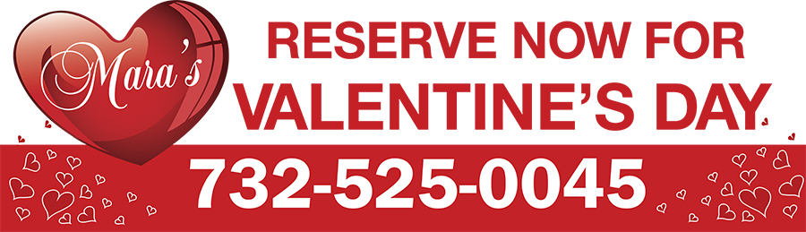 ReserveNow For Valentine's Day